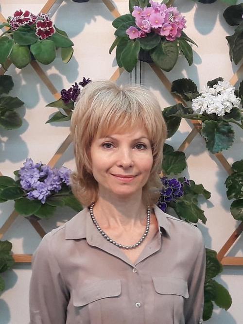 Ирина Кашина